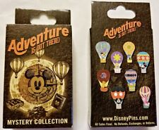 Disney Collectible Pin Pack ADVENTURE IS OUT THERE Mystery Box of 2 Pins NEW