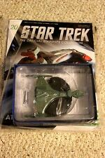 Star Trek - Klingon Vor'cha Class Attack Cruiser with Magazine by Eagle Moss