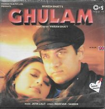 GHULAM  - NEW BOLLYWOOD SOUNDTRACK CD - FREE UK POST