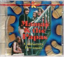 The Mamas & The Papas – California Dreamin' Cd Selaed Gold Czech Republic Rare