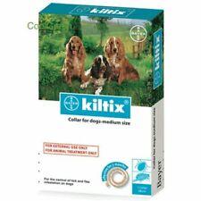 Kiltix Dog Collar 53cm size M Ticks Fleas necklace 5-6 months control Bayer