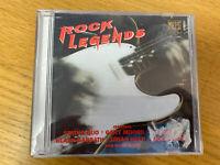 Various Artists - Rock Legends [MCI] (1991)
