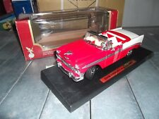 YAT MING Sticktoy ROAD LEGENDS CHEVROLET BEL AIR 1956 CABRIO CABRIOLET 1/18