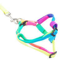 Hands Pets Dog Leash Traction Rope for Running Jogging Walking Hiking Reflective