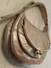 Bulga Vintage Gold Kiss Handbag. Fabulous A Little Gem