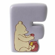 Classic Winnie the Pooh A27340 Alphabet Letter F