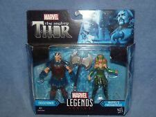 "2017 MARVEL LEGENDS 3.75"" THE MIGHTY THOR 2 PACK - EXECUTIONER + ENCHANTRESS"