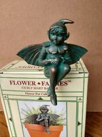 Cicely Mary Barker Flower Fairies Flower Pot Collection -The Red Campion Fairy