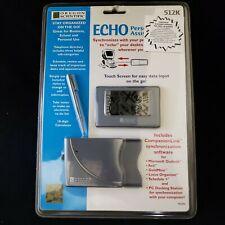 Oregon Scientific ECHO PD293 Personal Digital Assistant PDA