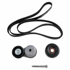 Gates Serpentine Accessory Belt Drive Component Kit for Cadillac Chevy GMC New