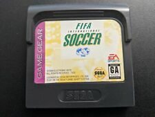 Fifa International Soccer Sega game Gear NRMT condition game cartridge