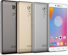 "Lenovo K6 Note Lenovo K6 Plus Dual SIM 4G LTE 16MP Android 5.5"" Mobile Phone"