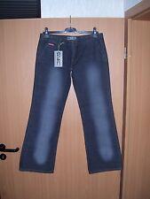 BIG LEXX Damen Jeans Hose Bootcut Baumwolle schwarz W31 L32 neu