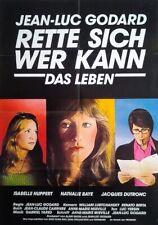 Rette sich, wer kann (das Leben) (1980) | original Filmplakat 59x84 cm