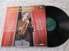 Fausto Papetti & his singing saxophone LP Album Canada pressing KL 103