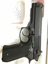 kwa airsoft m9 ptp series full metal plus extra magazine and a holster. #krytac