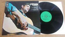 JOHNNY CASH : Self titled - HOLLAND LP 1969 - CBS S 52705 - green CBS - M-