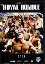 D.V.D./...ROYAL RUMBLE 2008.....