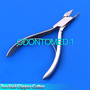Professional Toe Nail Clipper Cutter Nipper Pedicure Stainless Steel Brand New