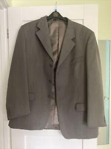 """Mens Tawn Colour Suit,blazer Jacket Size 48 """""""