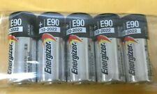 Energizer E90-VP N Cell Batteries - Bulk 5 New Batteries