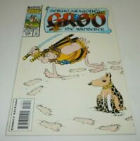 Groo the Wanderer #119 Comic Marvel Epic Sergio Aragones 1st Print First