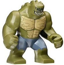 LEGO DC Super Heroes Killer Croc MINIFIG from Lego set #76055 New Suicide Squad