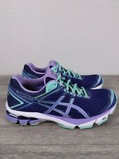 Asics Womens SIze 7 GT-1000 T5A8N Purple/Teal Cross Training Athletic Shoes