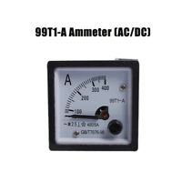 99T1-A Analogue Panel Amper Meter AC 0-20A Ammeter Gauge New