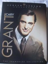 Cary Grant Screen Legend Collection DVD