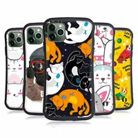 OFFICIAL HAROULITA CATS AND DOGS HYBRID CASE FOR SAMSUNG PHONES