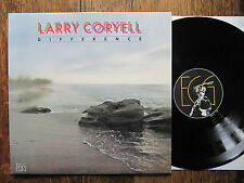 Larry Coryell Difference D '78 EGG tip-top M-/VG++ ! Vinyl LP clean sauber
