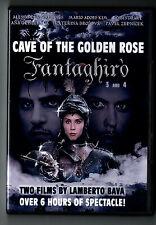 Lamberto Bava FANTAGHIRO 3&4 (1993/94) CAVE OF THE GOLDEN ROSE 3&4  2-DVD Set