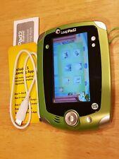 LeapFrog Green LeapPad 2 Explorer Tablet w/ Stylus USB
