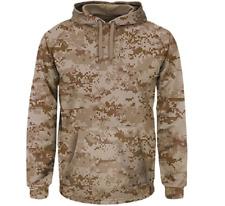 Majestic Camo Premier Tech Home Plate Hooded Sweatshirt New Mens Sizes