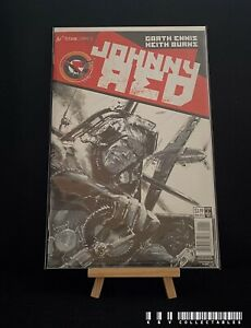 Garth Ennis Johnny Red Issue 1 (2015) BAGGED & BOARDED