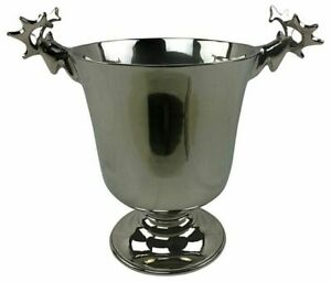 Stags Head Champagne Bucket 29cm