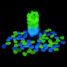 Popular Rocks Stones Glow in the Dark Luminous Pebbles Garden Wedding Decoration