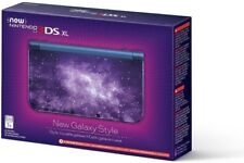 New Nintendo 3DS XL Galaxy Style Handheld Console System, Brand New