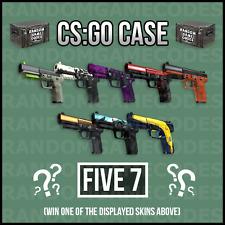 CSGO Random Five Seven Skin - Counter-Strike Global Offensive - CHEAPEST