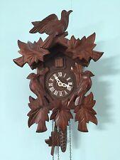 Vintage estate German wooden cuckoo clock  Germany
