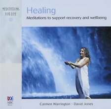 CARMEN WARRINGTON & DAVID JONES - Healing CD (Import)