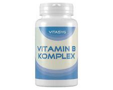 (9,55€/100g)Vitasyg Vitamin B Komplex - 365 Tabletten Jahresvorrat Biotin Niacin