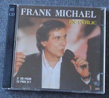 Frank Michael, en public, 2CD
