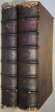 F. J. LOHR: SONNTAGS-PREDIGEN AUF DAS GANTZE JAHR, Foliant Predigten 1753, 2 Bde