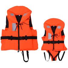 vidaXL Chaleco de Ayuda de Flotación para Niños 100 N para Diferentes Pesos