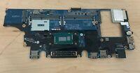 Dell Latitude E7240 Intel Motherboard i7-4600U 2.1Ghz
