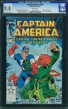 Captain America #300 CGC 9.8 1984 X-Men Cover! Avengers! Thor! G11 124 cm