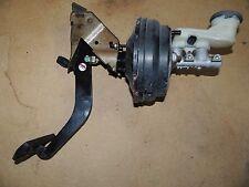 2001-2005 Honda Civic DX Brake Master Cylinder, Booster, Pedal & Hangar, Switch