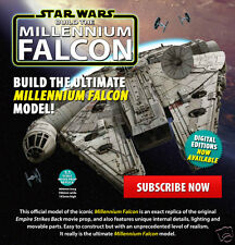Build the Millennium Falcon Part Work Star Wars Issue 58 UPPER HULL FRAME PLATE